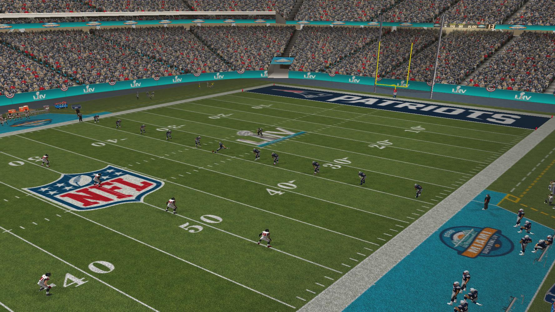 Custom Super Bowl LIV Stadium for your Franchise UPDATED 1016 1776x1000