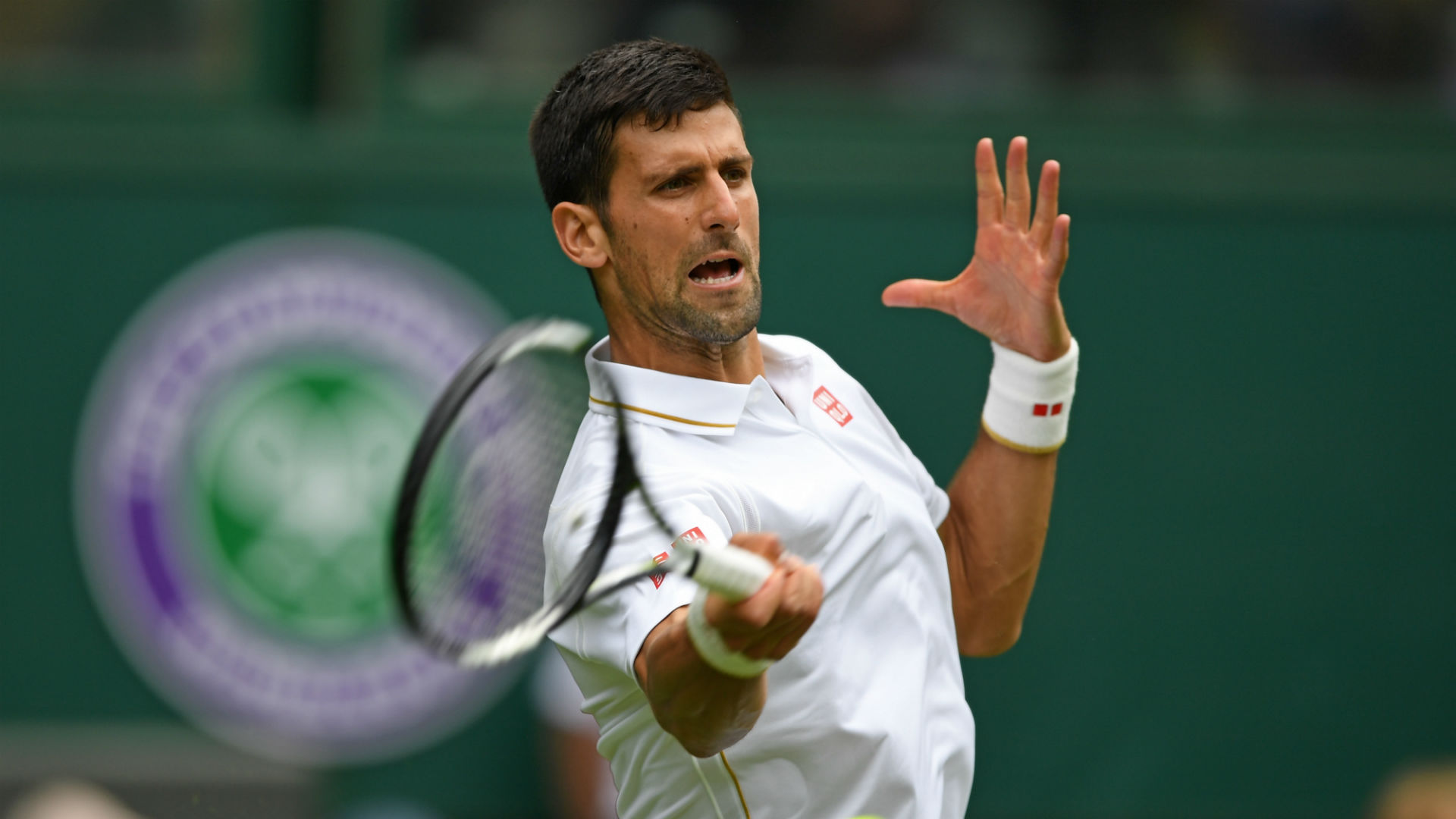 Read Back all the Points how Djokovic Beat Pavlasek to Enter the 1920x1080