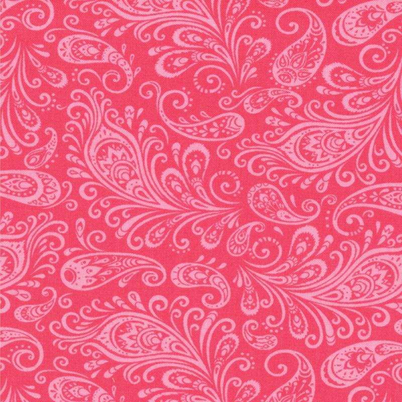 Pink Paisley Wallpaper - WallpaperSafari