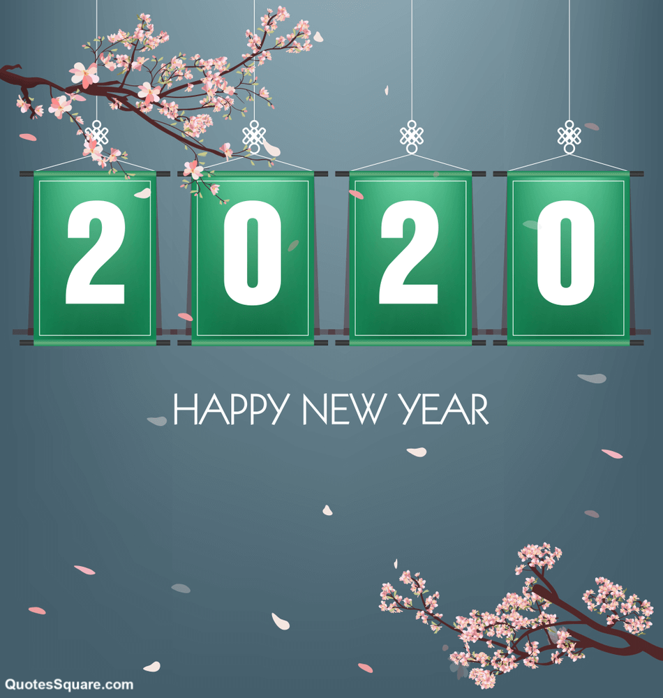 26 Cheers And Happy New Year 2020 Wallpapers On Wallpapersafari