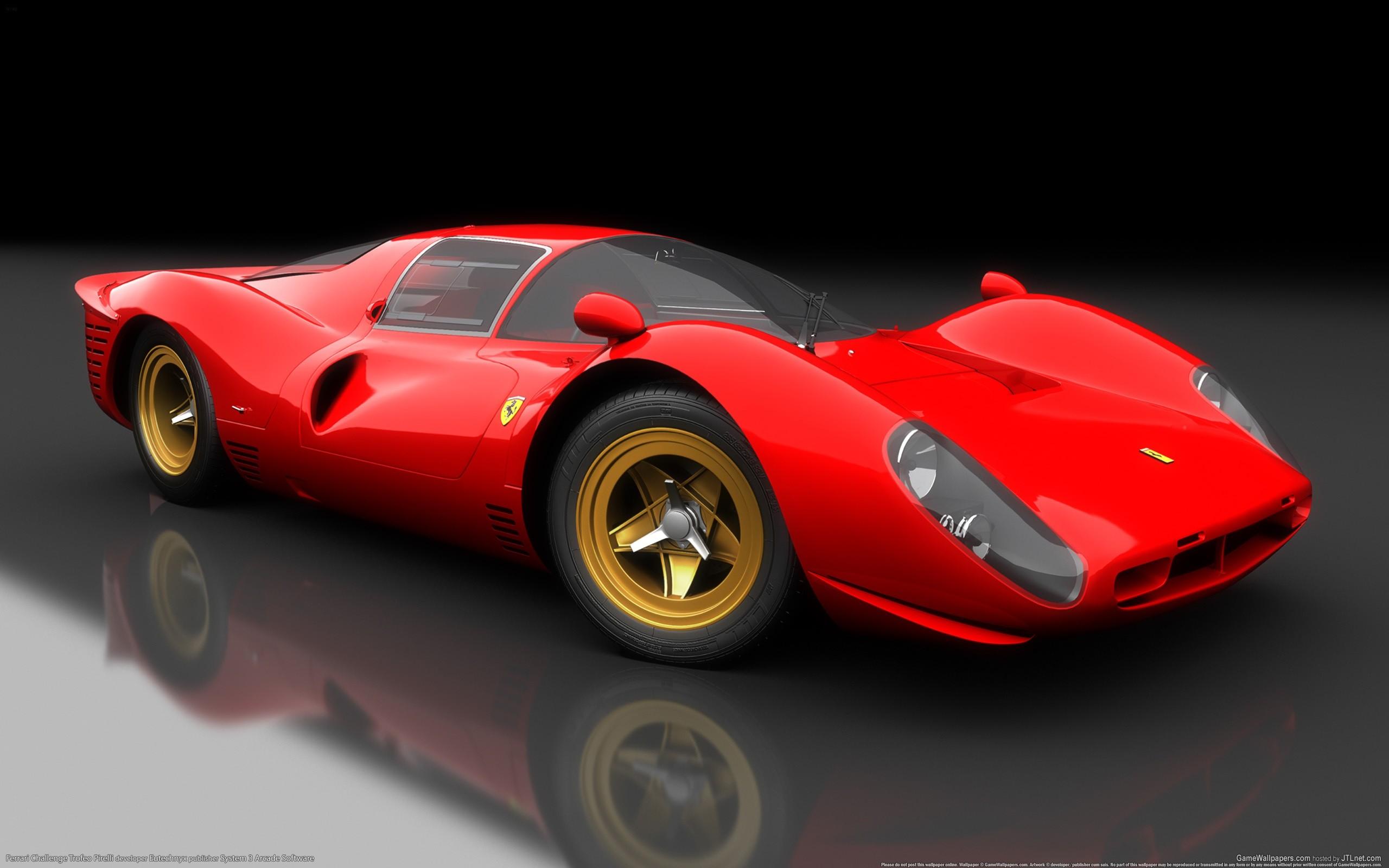 Video games Ferrari 330 P4 wallpaper 2560x1600 191619 2560x1600