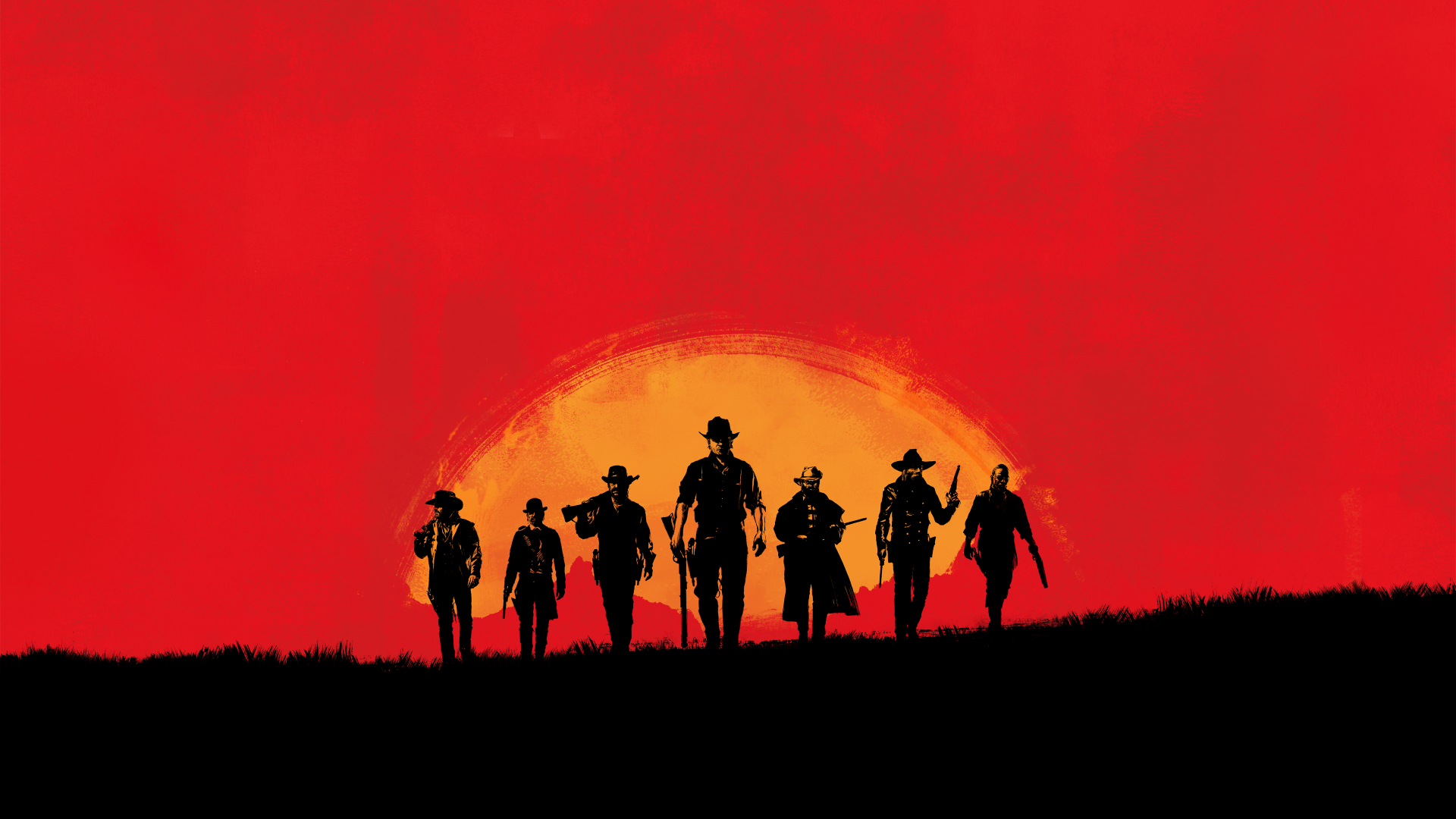 208 Red Dead Redemption 2 HD Wallpapers Background Images 1920x1080