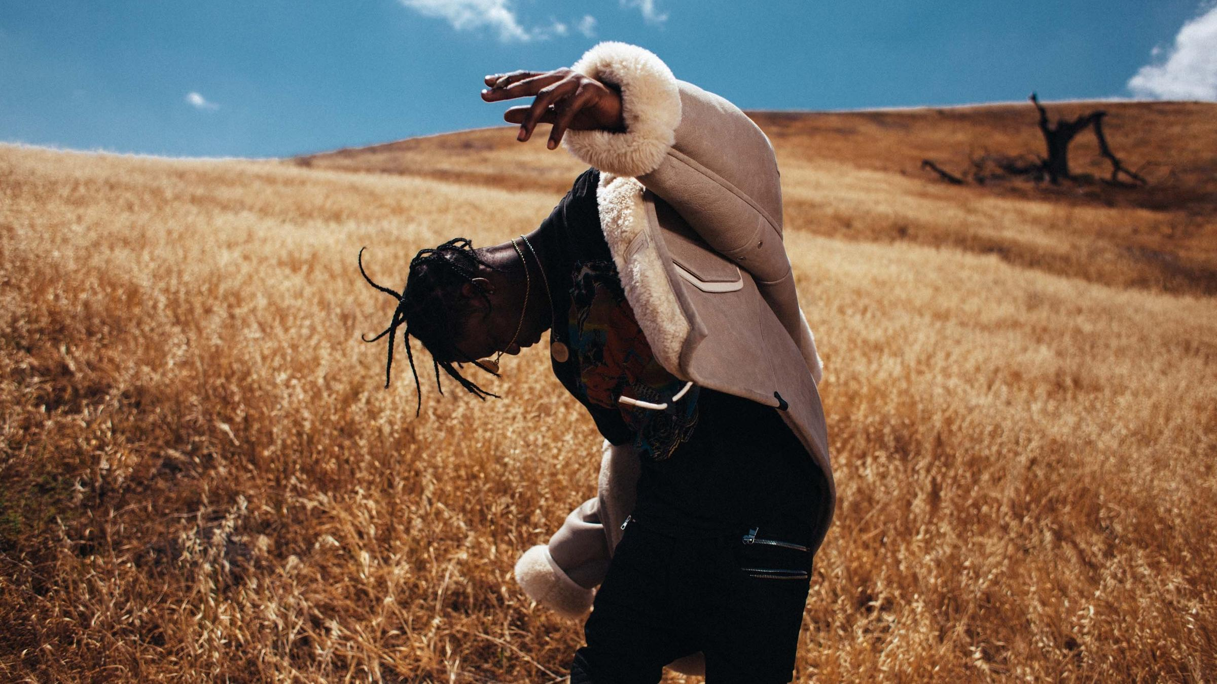 Travis Scott Borrows And Blends With Exquisite Taste On His Debut 2400x1350