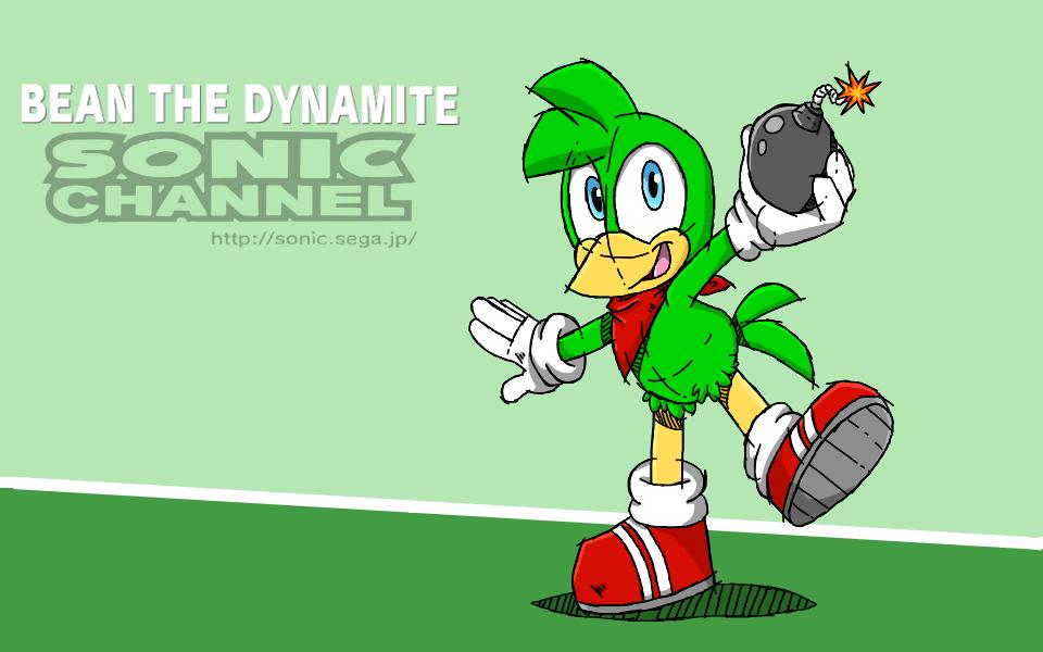 Sonic Channel Bean by Bluhblah    Fur Affinity [dot] net 960x600