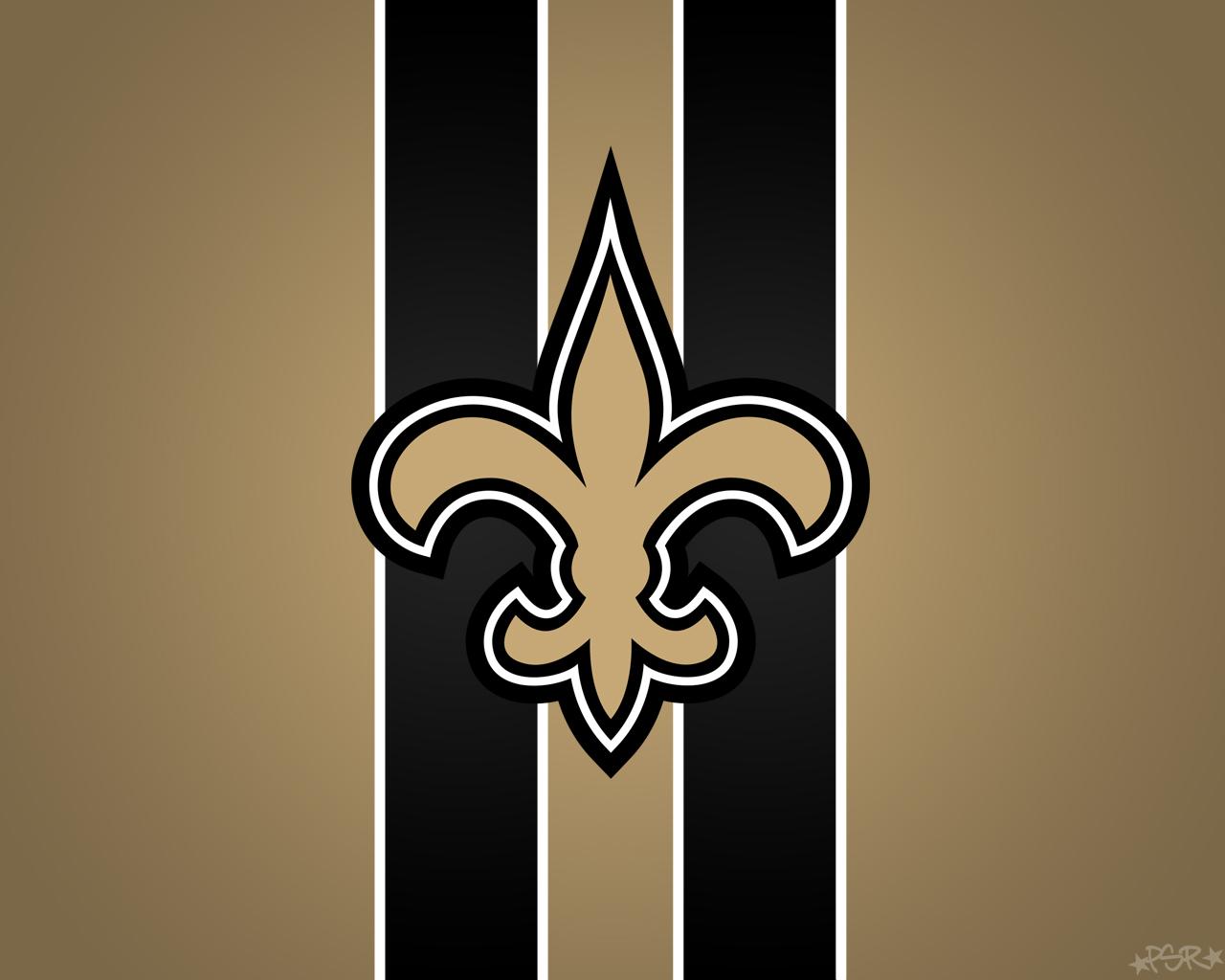 HD New Orleans Saints 1280x Wallpaper 1280x1024