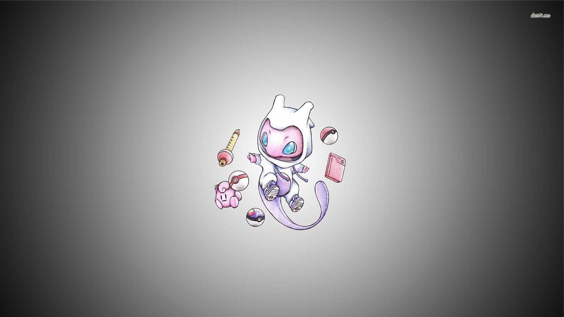 Mew   Pokemon wallpaper 1280x800 Mew   Pokemon wallpaper 1366x768 Mew 1920x1080