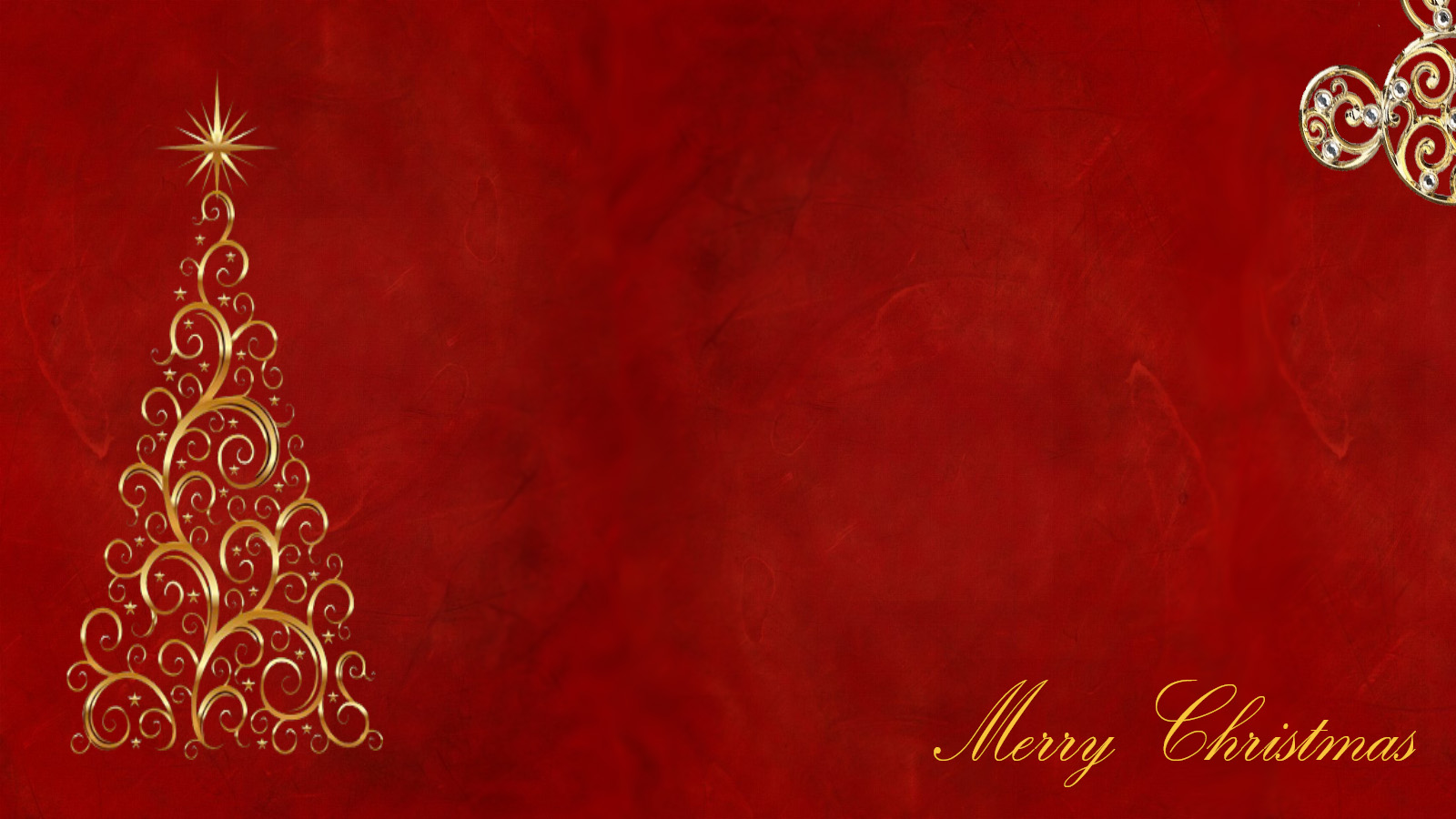 Christmas Background Red Christmas Backgrounds Red Christmas 1600x900