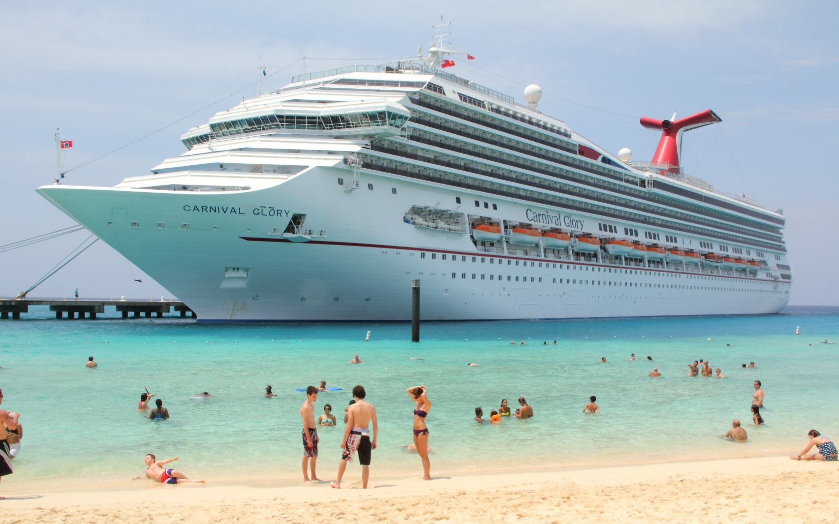 Carnival Glory Cruise Review by Jim Zim 1680x1050