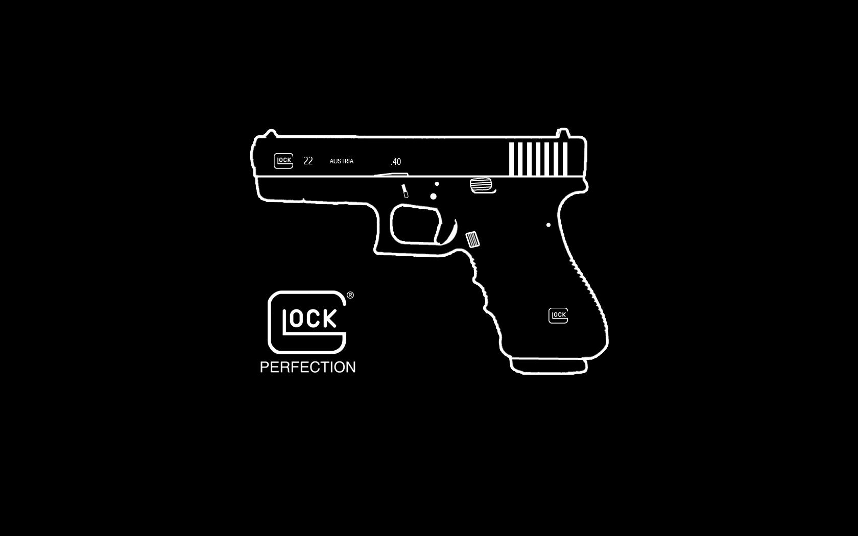 Glock Logo Wallpaper on Picterest 1680x1050