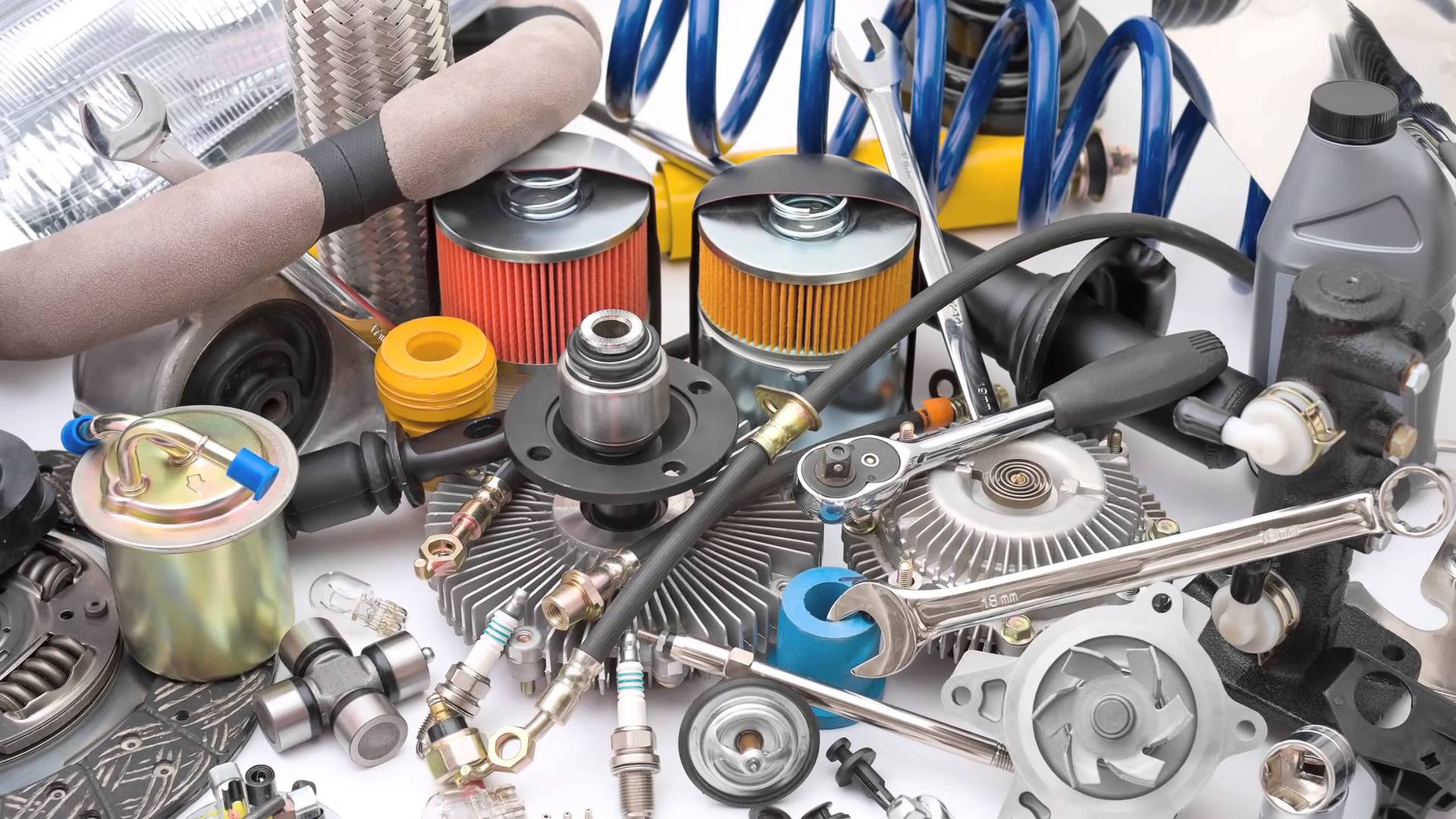 Auto Parts 1920x1080