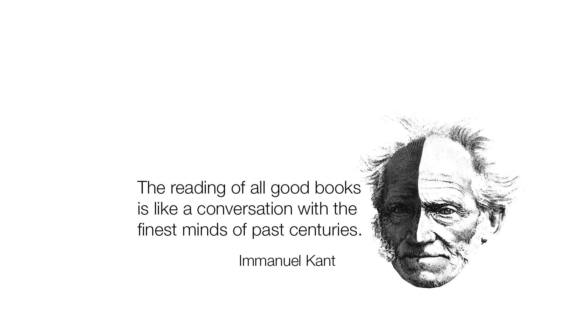 Immanuel Kant quote wallpaper other Wallpaper Better 1920x1080