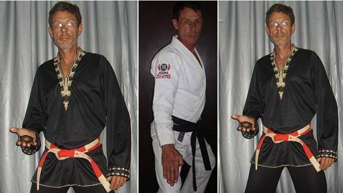 Ashi te karate do pepe accept