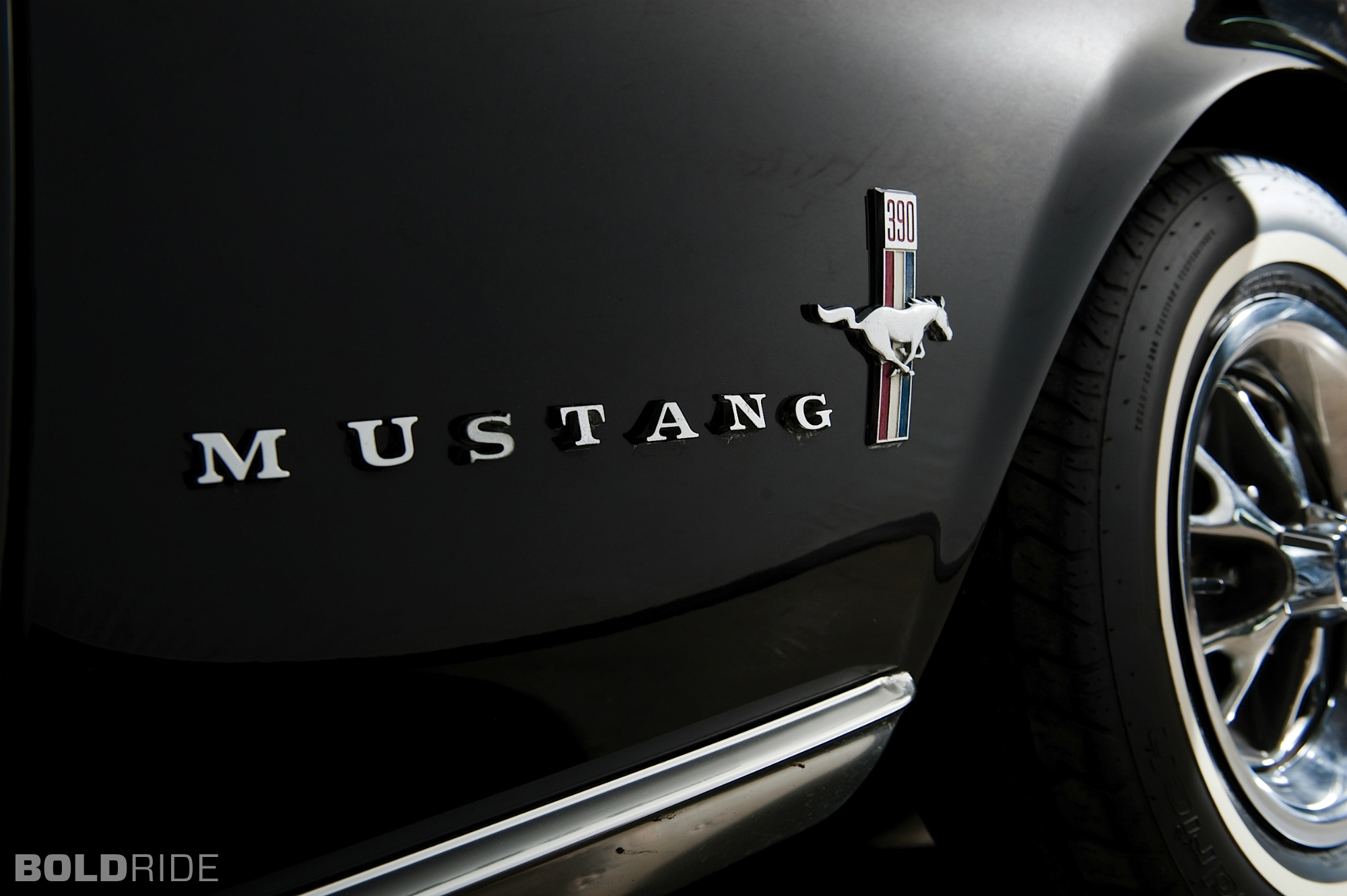 Mustang Emblem Wallpaper Wallpapersafari