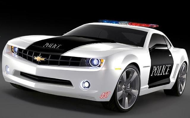 Cool Police Cars Wallpaper - WallpaperSafari