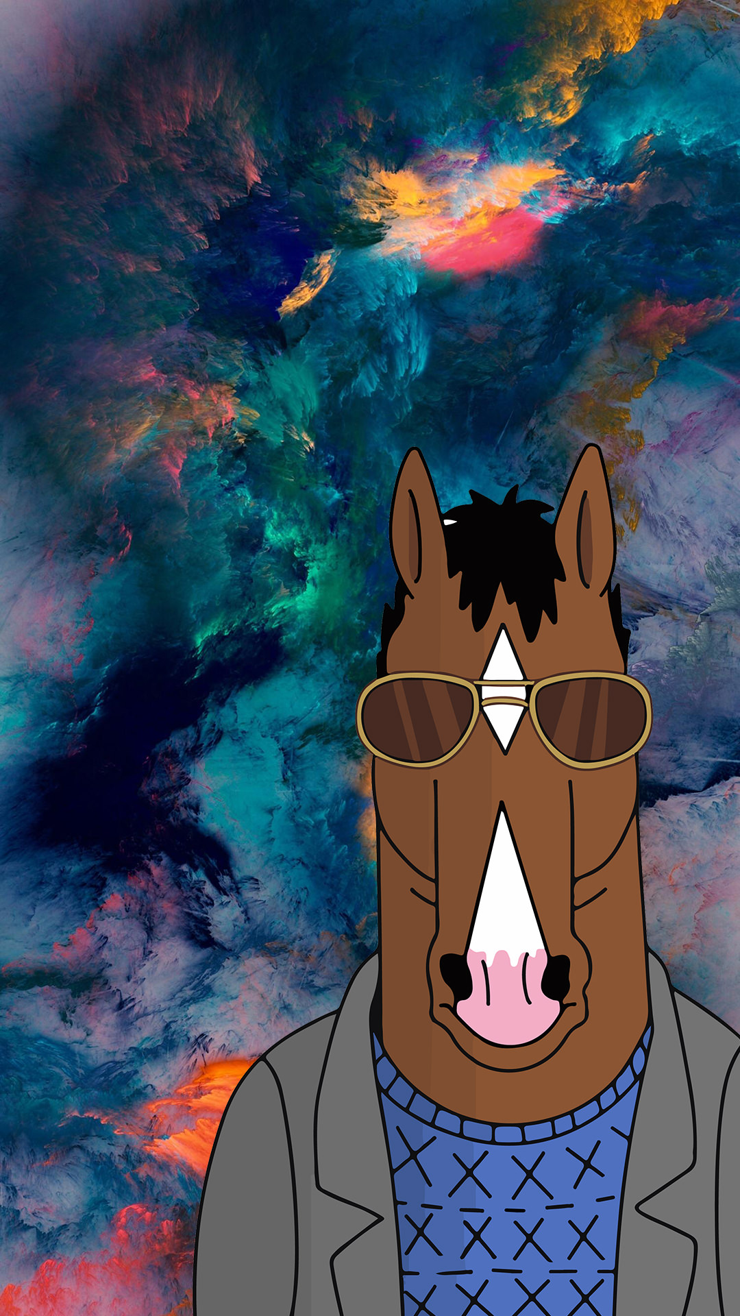 Bojack horseman phone wallpaper   Album on Imgur 1080x1920