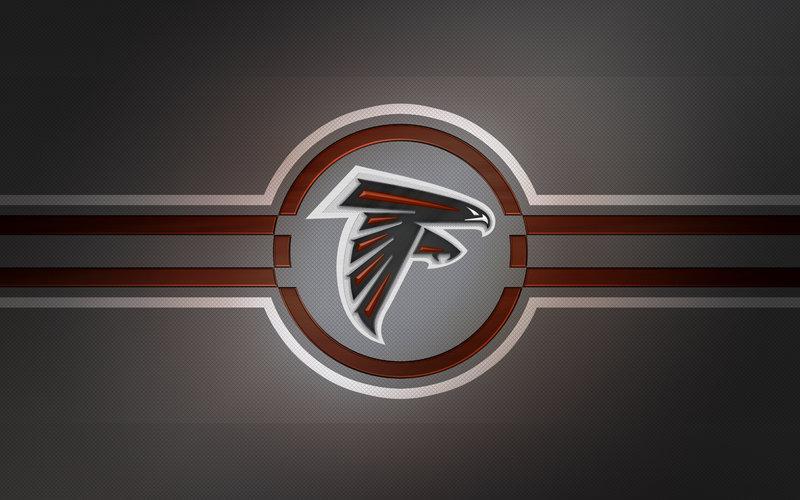 Falcons logo wallpaper by Culyu on deviantART 800x500