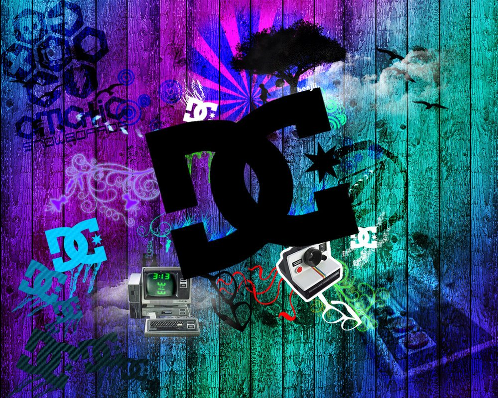Dc Logo Wallpaper Hd   LiLzeu   Tattoo DE 1000x800