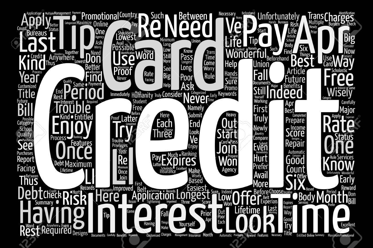 How To Have A Trouble Life With A Apr Credit Card Text 1300x864
