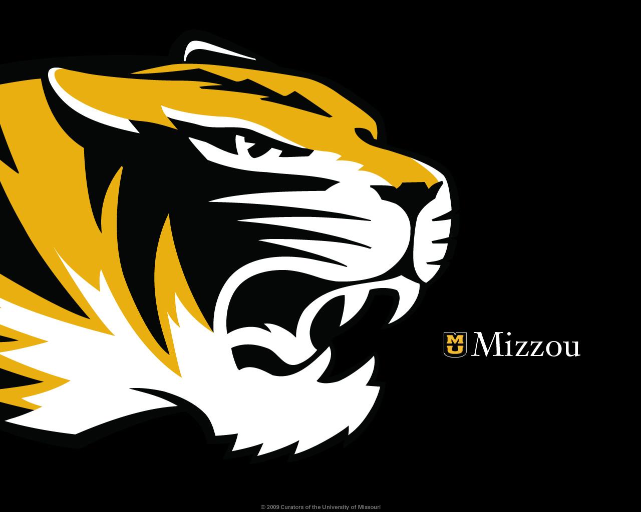 Wallpapers University Of Missouri Mizzou Tigers Ipad Wallpapers 1280x1024