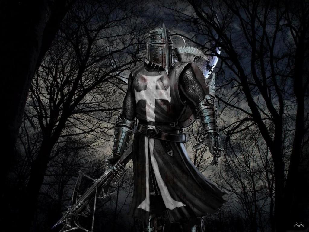 Wallpapers Knights Templar Wallpaper Warhammer Black Templars Image 1024x768