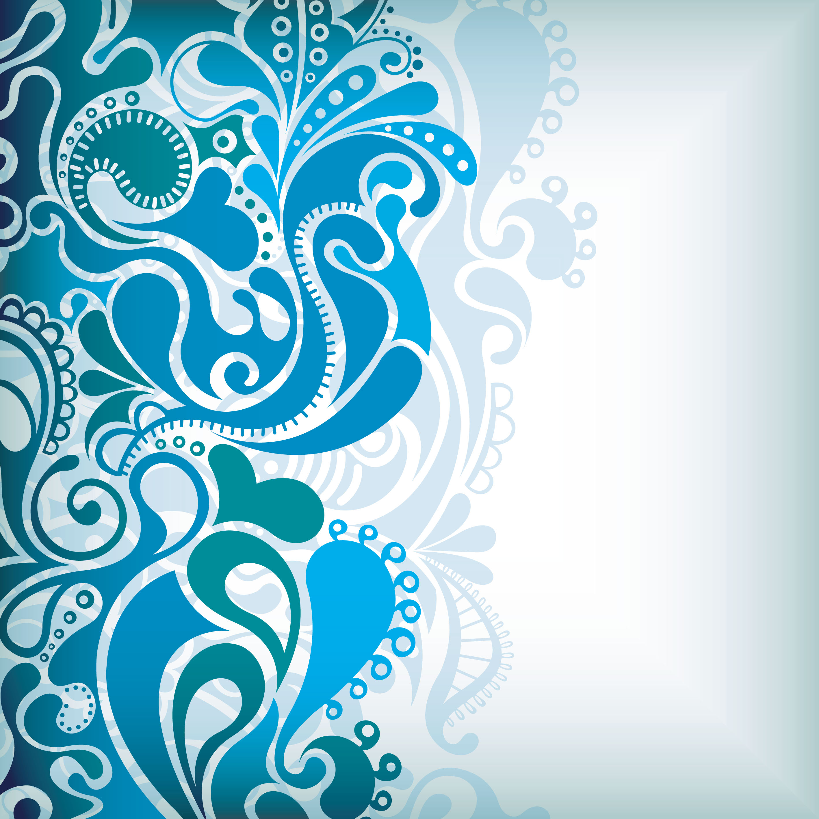 delicate pattern background vector is vector background vector 2835x2835