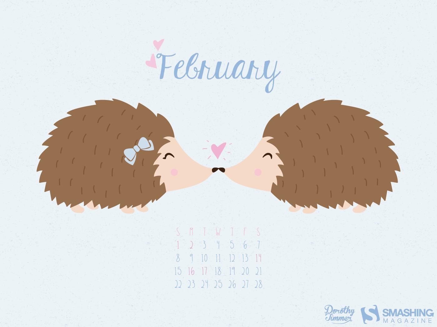 download Desktop Wallpaper Calendars February 2015 Smashing 1400x1050
