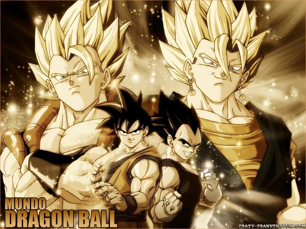 de Dragon Ball Dragon Ball Dragon Ball Z y Dragon Ball GT KAI 1024x768