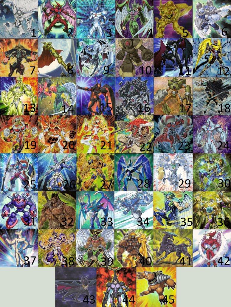 download Elemental Hero Voting by Star GaoGaiGar [775x1030 775x1030