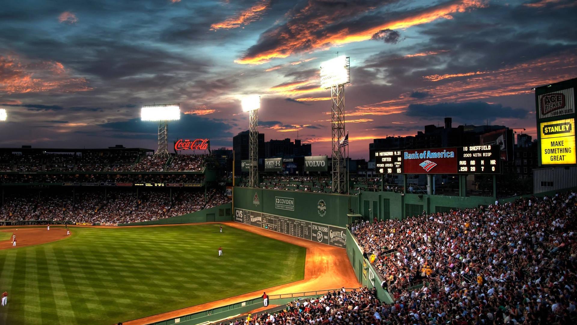 Boston baseball field wallpaper city wallpaper 1920x1080