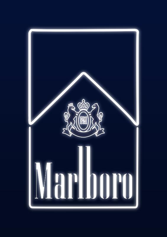 Marlboro Wallpaper Marlboro blue by gabitol 565x800