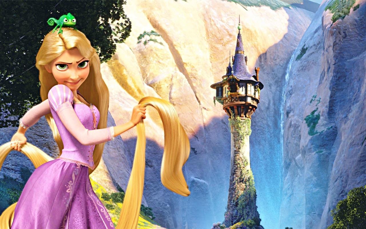 Disney Princess Rapunzel Wallpaper 1280x800