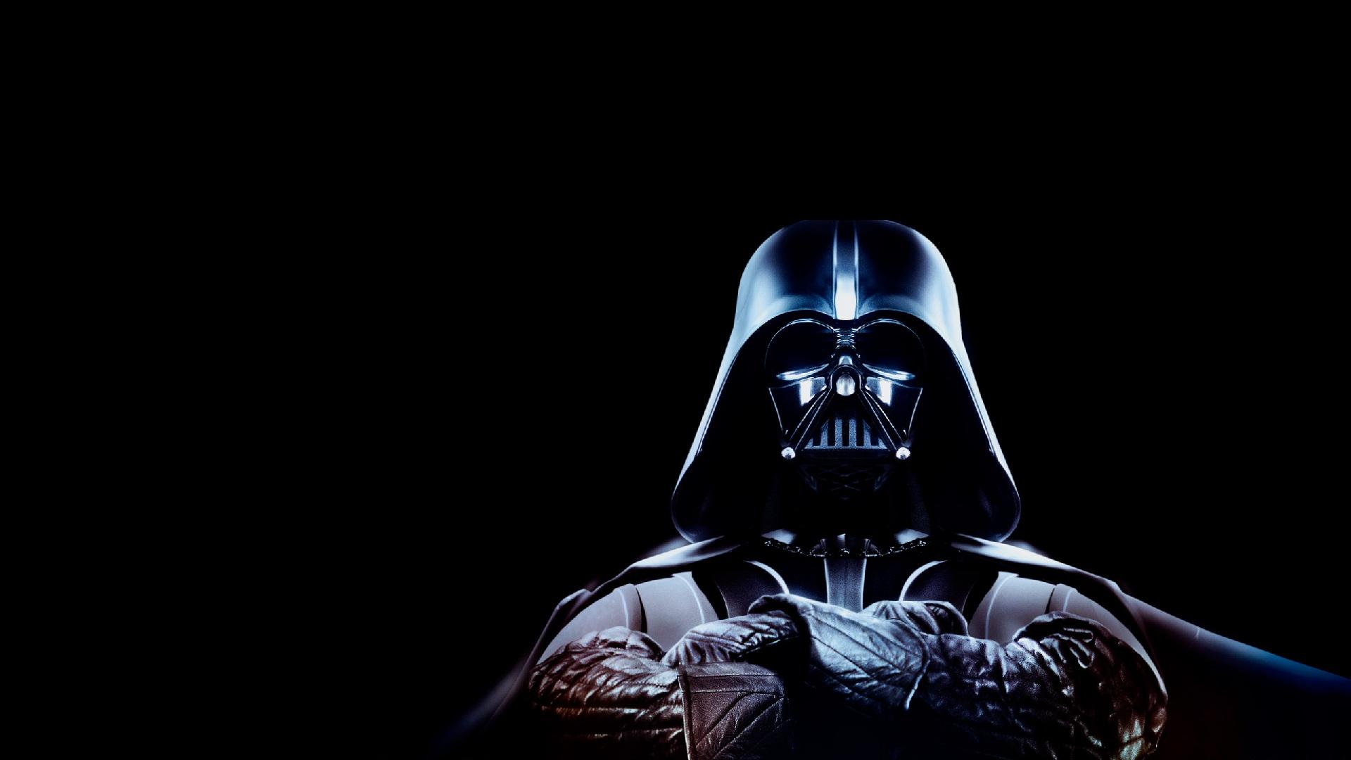 Star Wars Wallpaper 1920x1080 Star Wars Movies Darth Vader Black 1920x1080