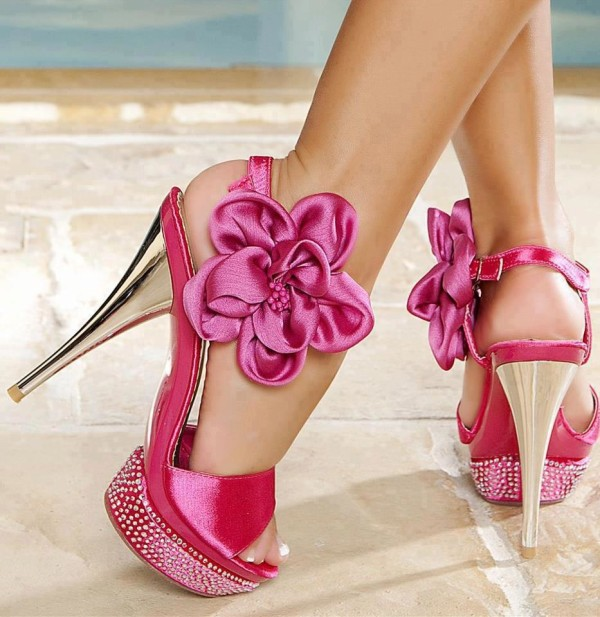 High Heel Shoes Wallpaper