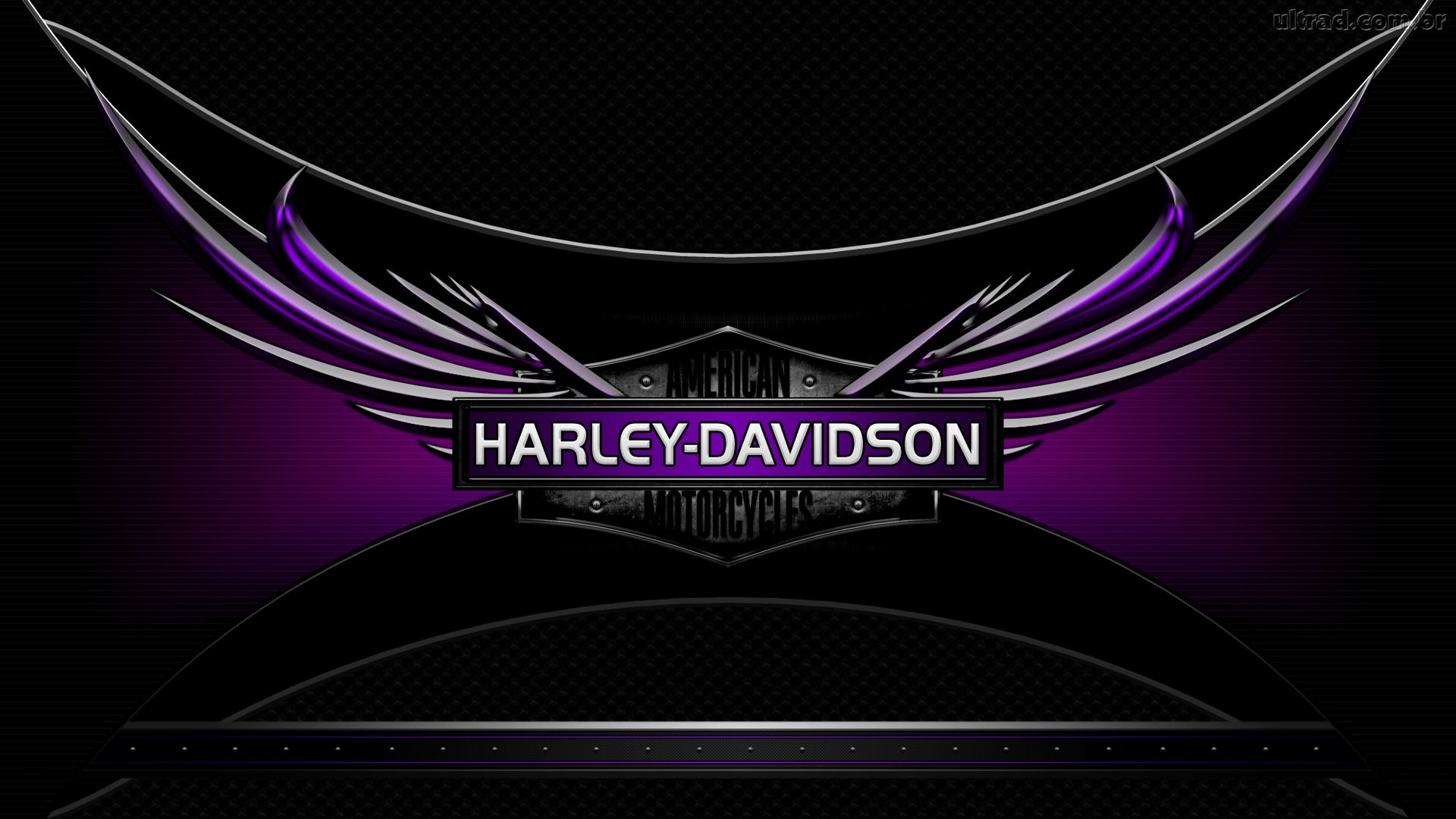 Harley Davidson Logo Wallpaper  WallpaperSafari