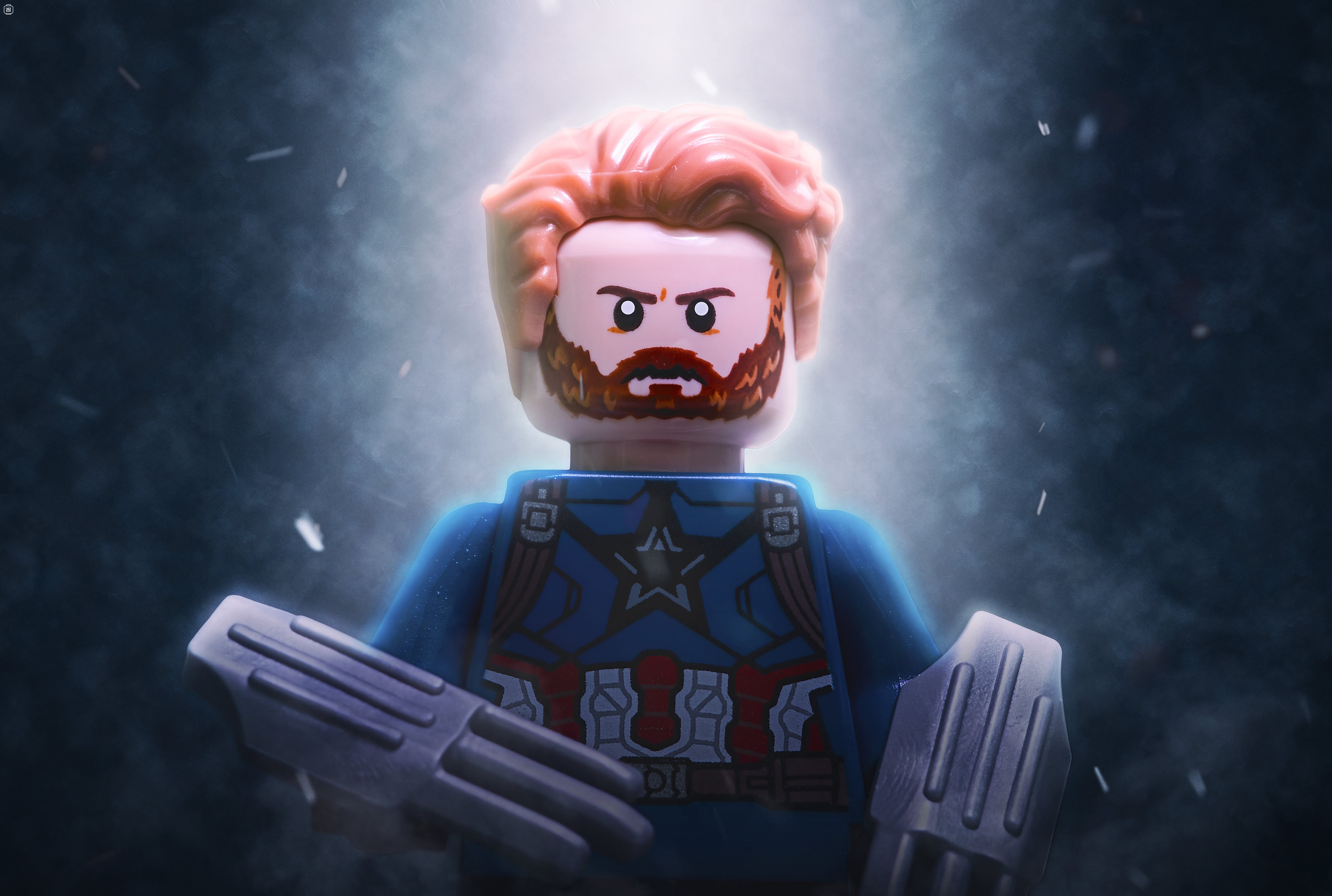 Captain America Hot Toy Avengers Infinity War 3757 Wallpapers and 5855x3939