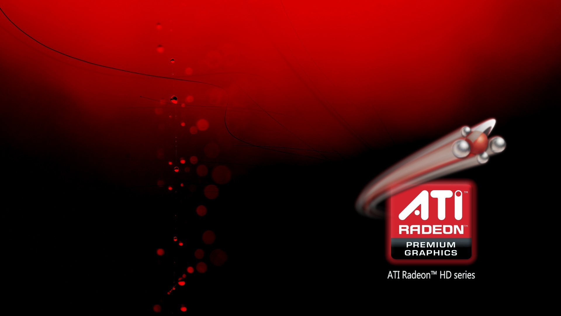 Wallpapers Ati Amd Pictures Wallpaperson Images Backgrounds Skin Red 1920x1080