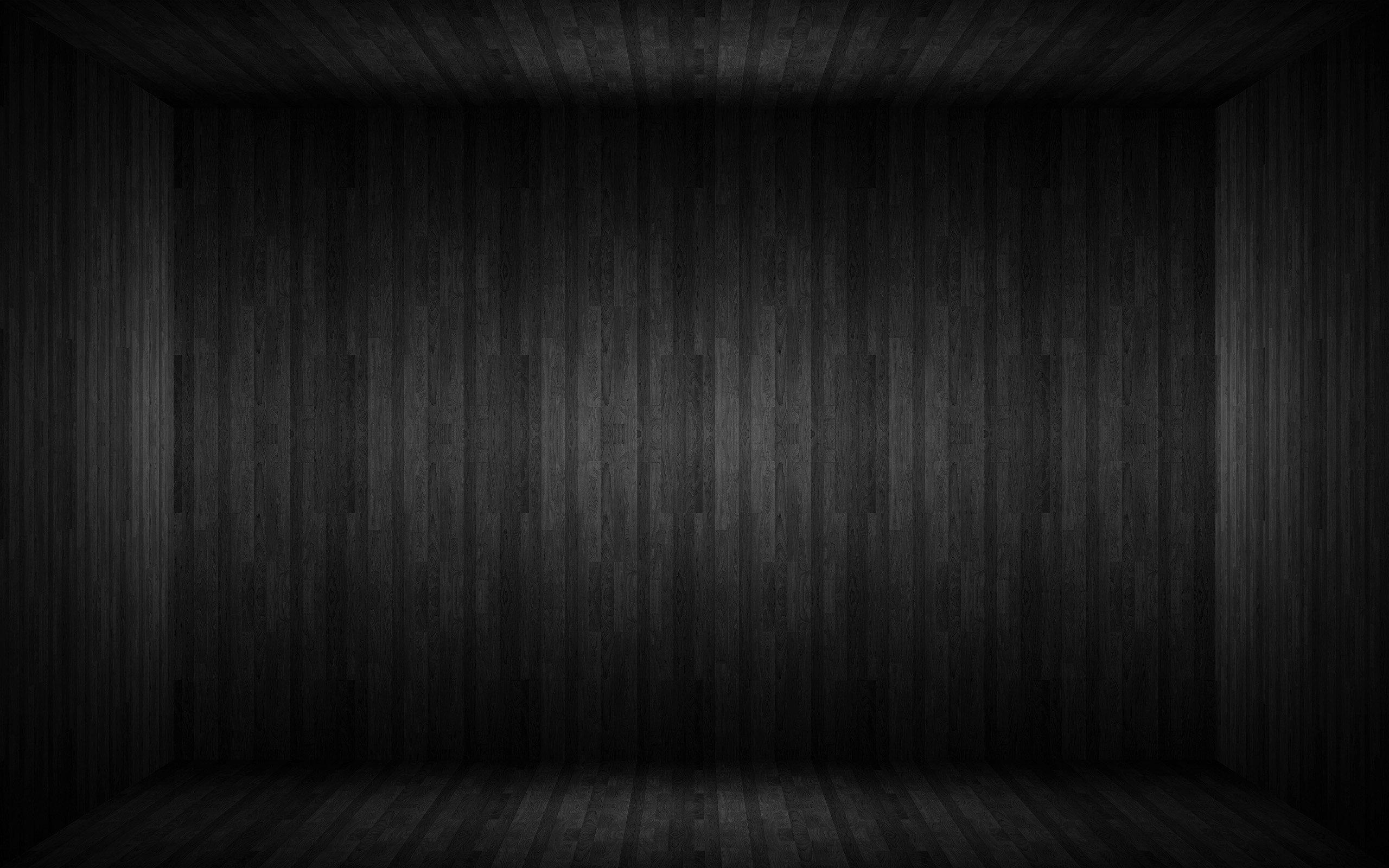 Black Wood Wallpaper 2560x1600 Black, Wood, 3d, This