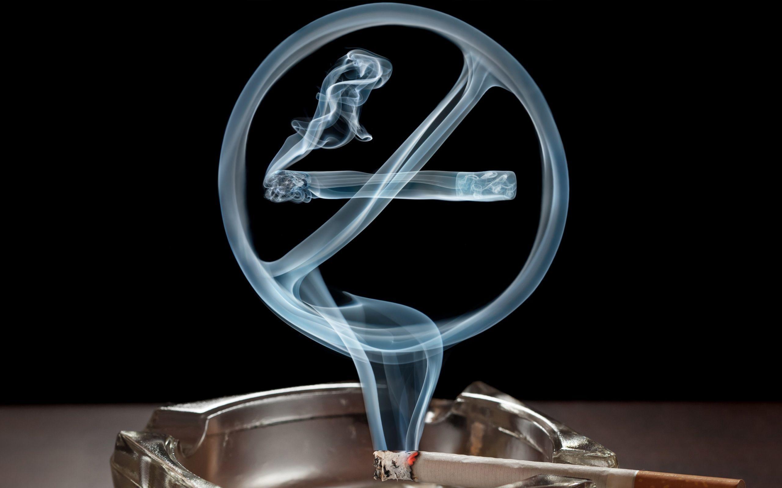No Smoking Wallpapers 2560x1600
