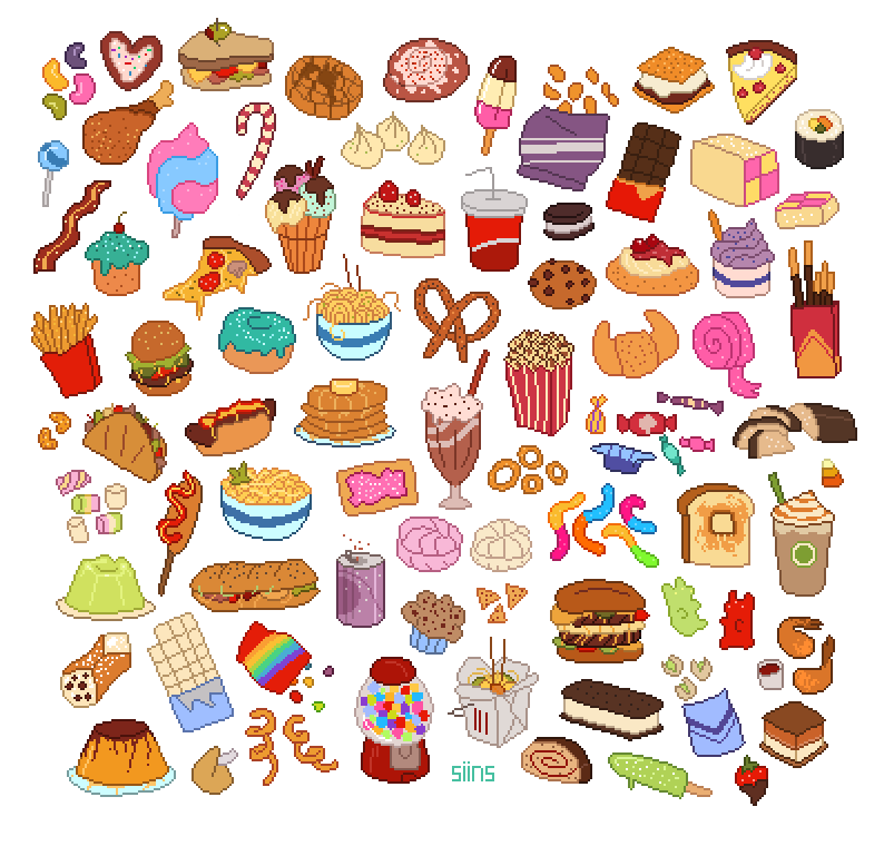 Cute food wallpaper wallpapersafari - Kawaii food wallpaper ...