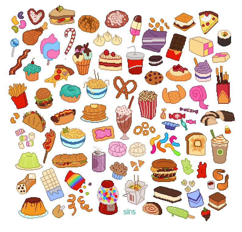 wallpaper food kawaii - photo #23