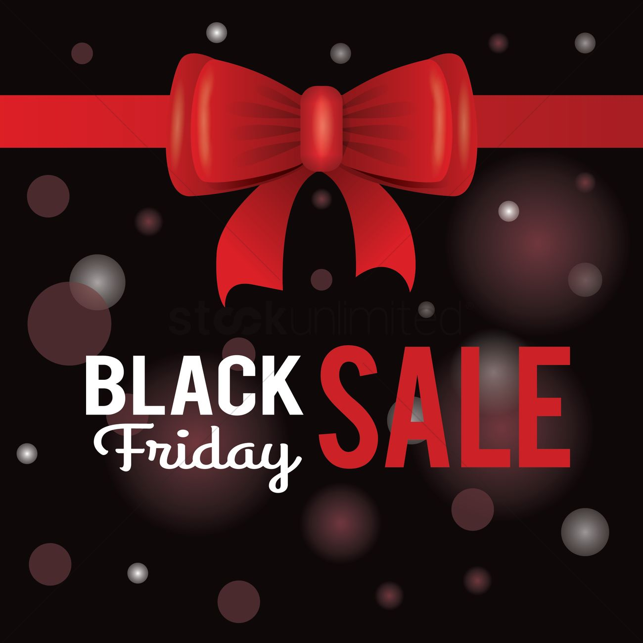 Black friday sale wallpaper Vector Image   1583203 StockUnlimited 1300x1300