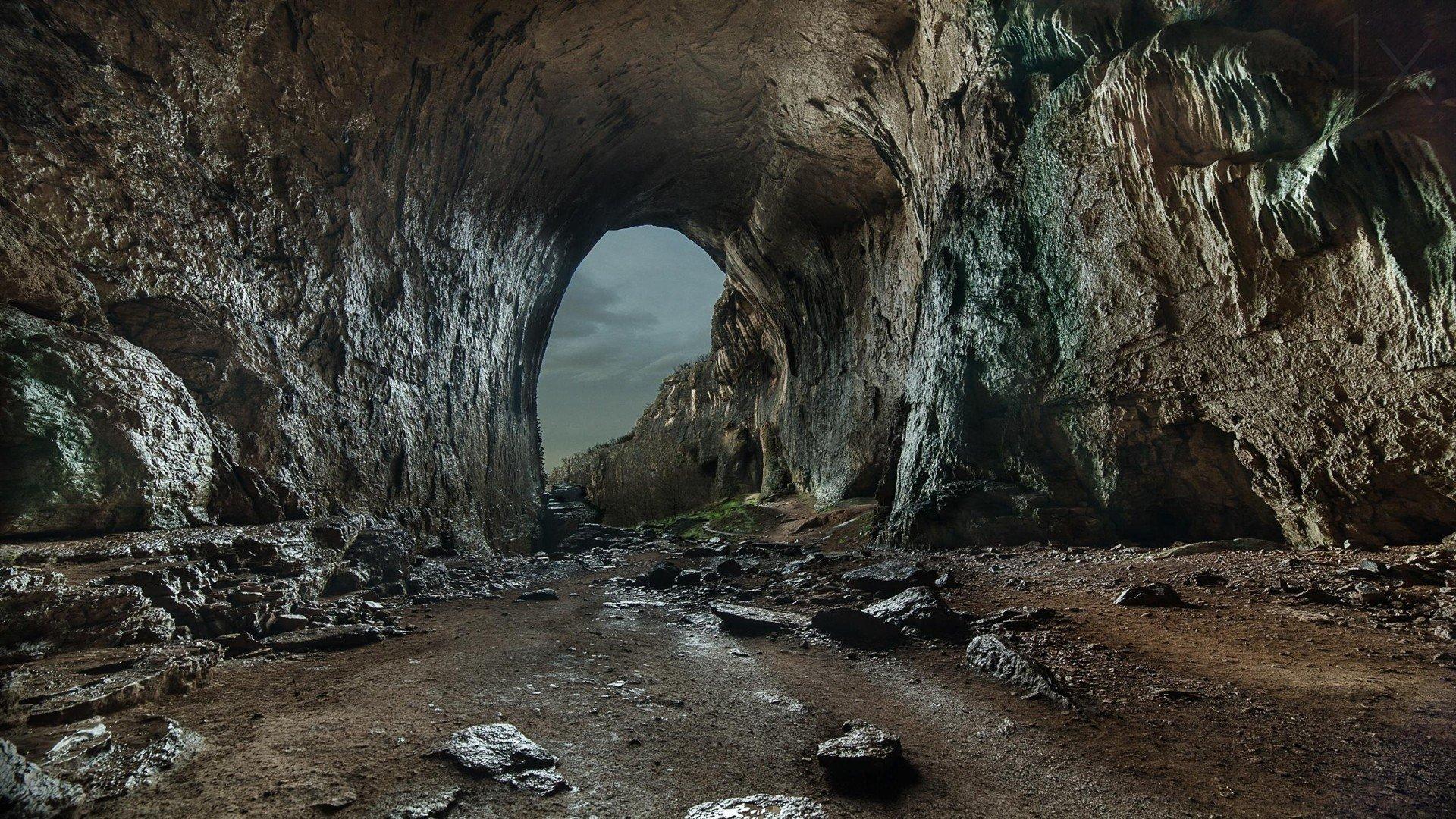 Beautiful Caves Wallpaper - WallpaperSafari