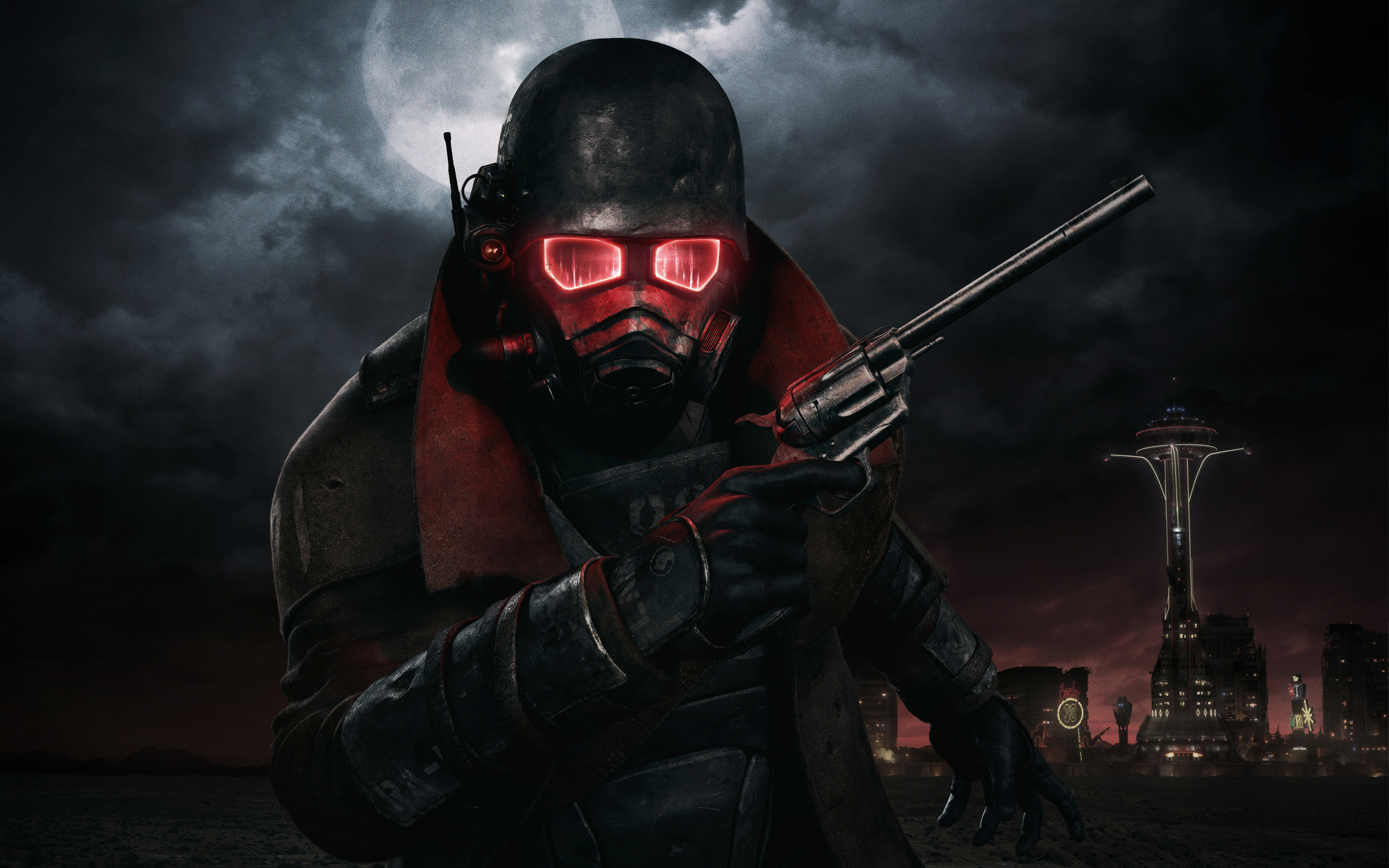 Fallout New Vegas Game Wallpapers HD Wallpapers 2880x1800