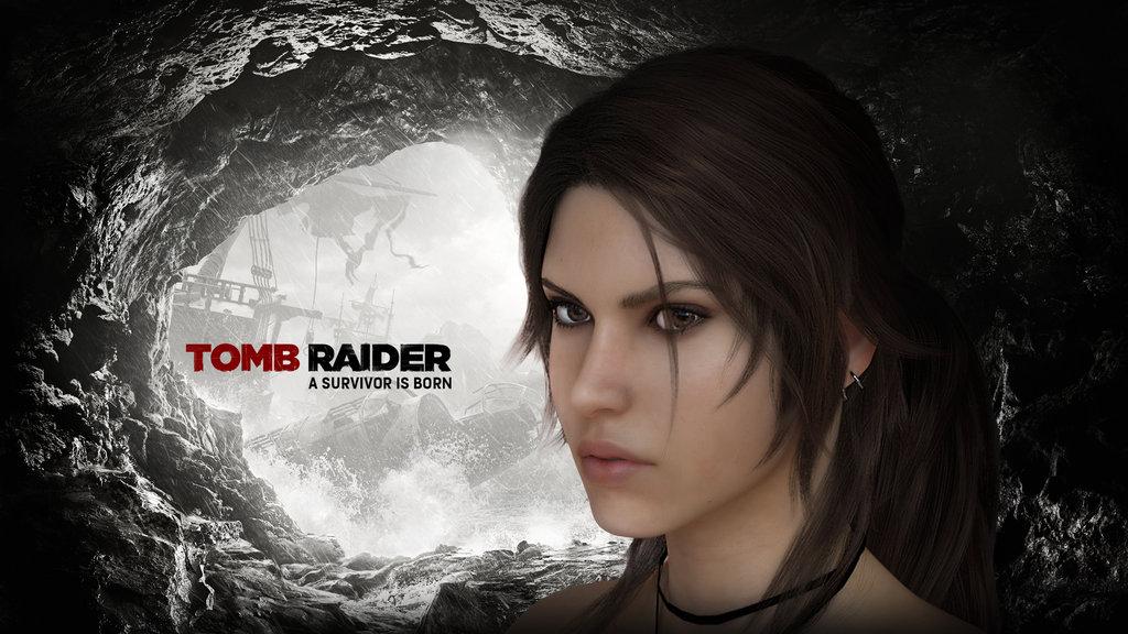 Free Download Tomb Raider 2013 Wallpaper Lara Portrait 2 By