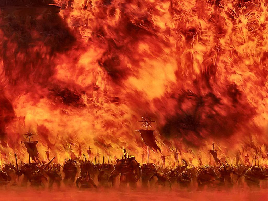 Free Download Pin Hell Hd Wallpapers 1024x768 For Your