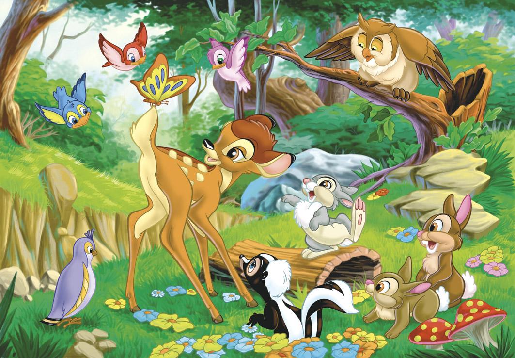 Bambi Disney 16 Fonds dcran HD Fonds dcran dordinateur Fond 1063x738