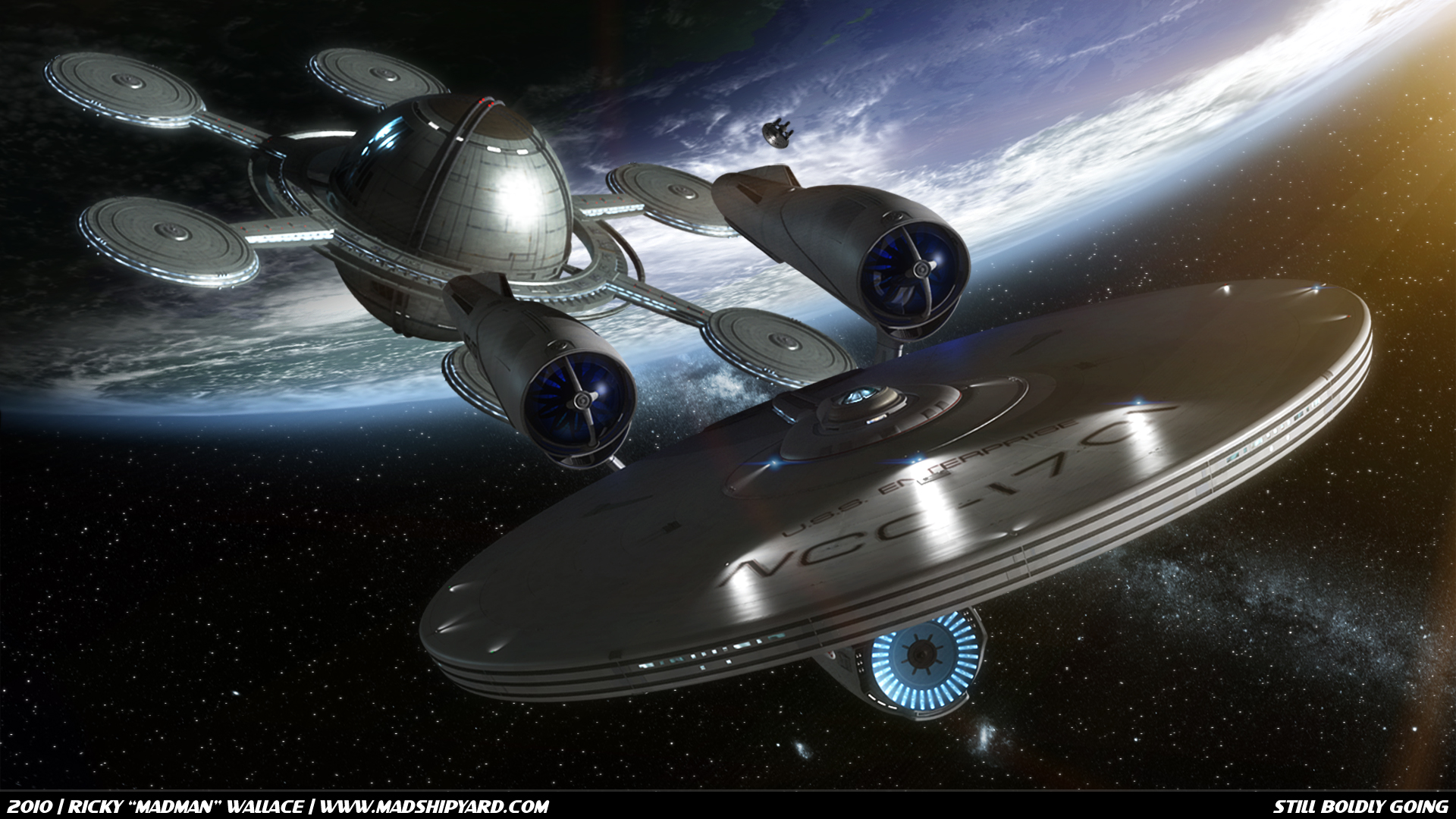 Enterprise wallpaper 126796 1920x1080