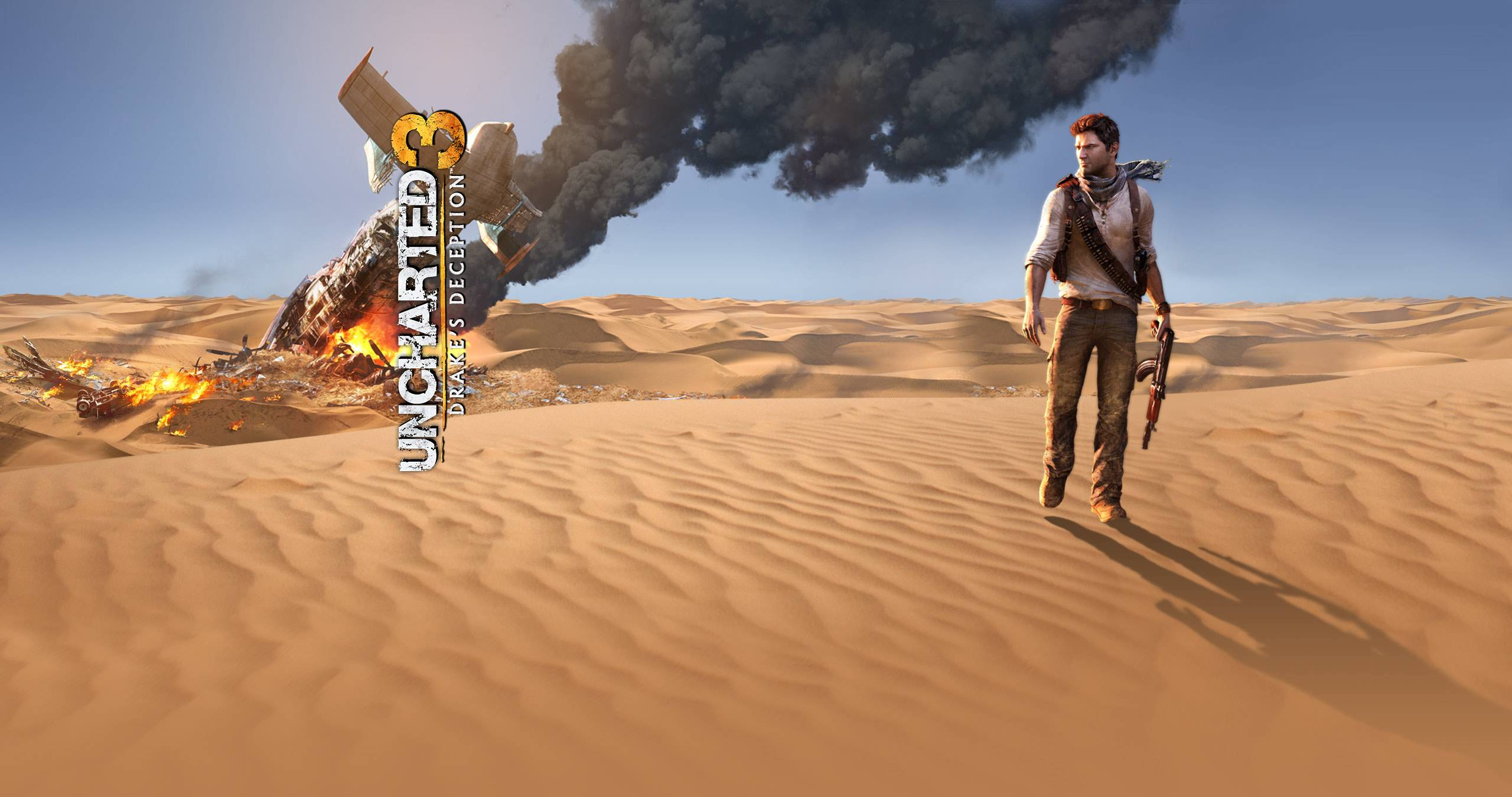 uncharted 3 wallpapers hd 1080pjpg 2560x1350