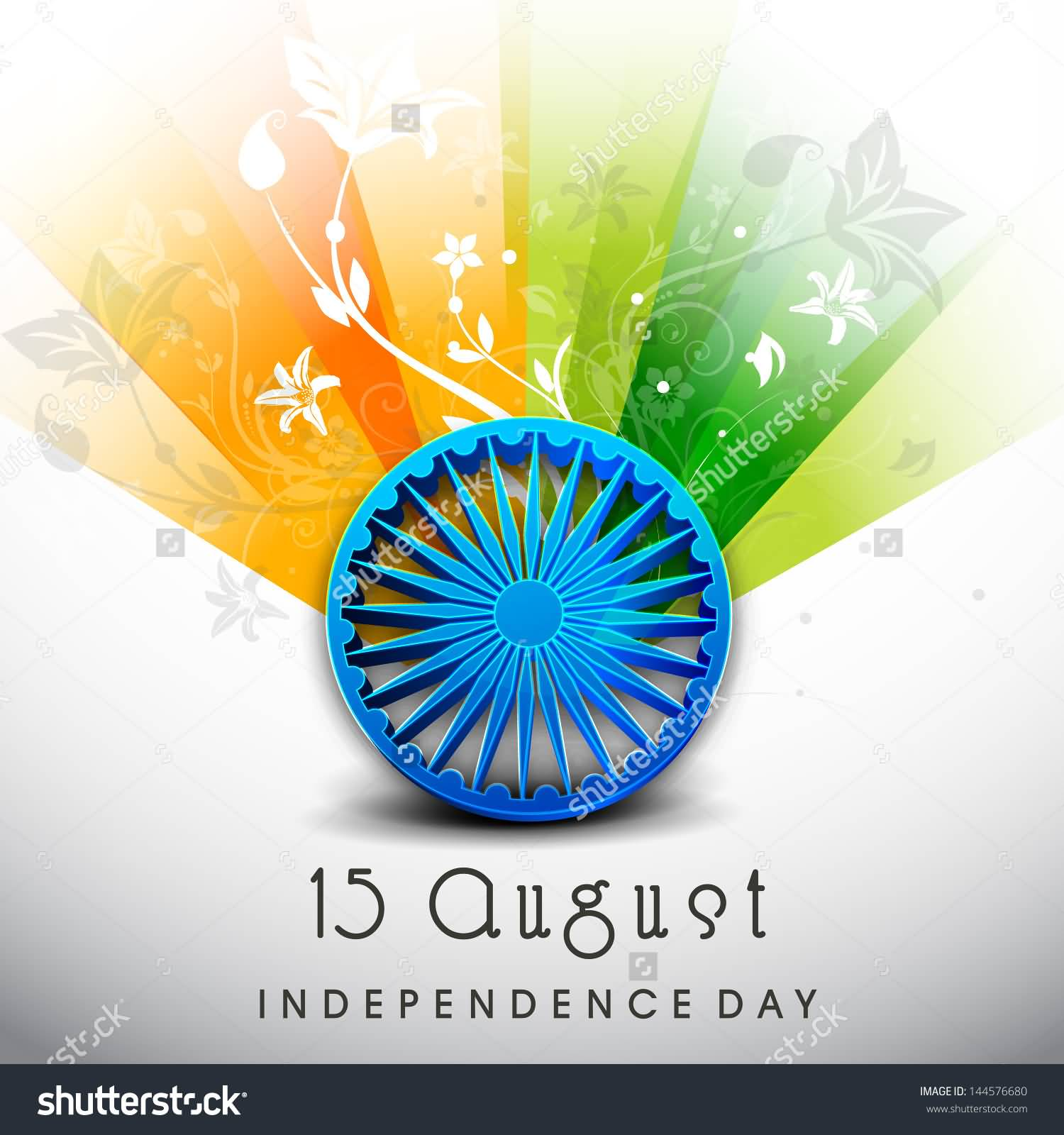 60 Most Beautiful Greeting Pictures Of Independence Day Of India 1500x1600