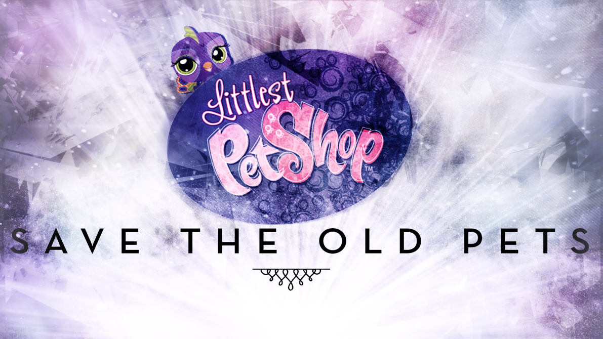 Littlest Pet Shop Save the old LPS wallpaper by shaynelleLPS on 1191x670